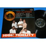 The Platters ‎– Encore Of Golden Hits - Lp - 1960 - USA