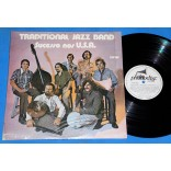 Traditional Jazz Band - Sucesso Nos U.S.A. - Lp - 1986 - Brasil