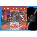 Trilogy ‎- New Africa Hard Cell Beat Freaks - Lp - 1986 - Brasil