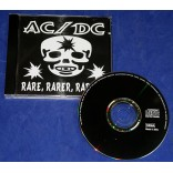 AC/DC - Rare, Rarer, Rarities - Cd - 1991 - UK