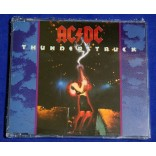 AC/DC - Thunderstruck - Cd Single - 1990 - Alemanha - Lacrado