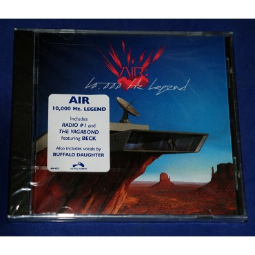 Air - 10000 Hz. Legend - Cd - 2001 - USA - Lacrado