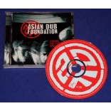 Asian Dub Foundation - Enemy Of The Enemy - Cd - 2003 - EU