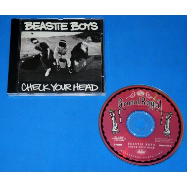 Beastie Boys - Check Your Head - Cd - USA - 1992