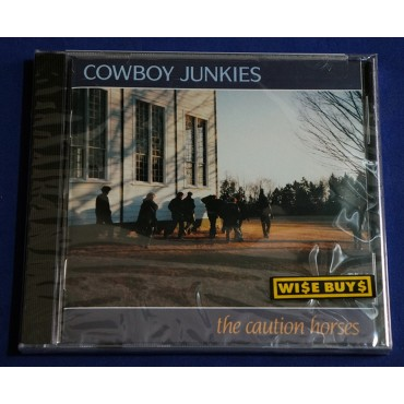 Cowboy Junkies - The Caution Horses - Cd - 1990 - USA - Lacrado