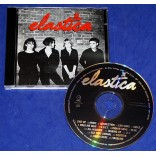 Elastica - Line Up - Cd - Brasil - 1995