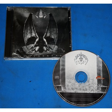 Lacrimosa - Lichtgestalt - Cd - 2005 - Hellion