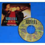 Nirvana - Smells Like Teen Spirit - Cd Digipak Maxi-Single - 1991 - USA