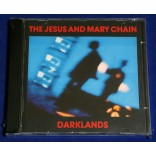The Jesus And Mary Chain - Darklands - Cd - Alemanha - Lacrado