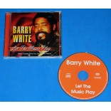 Barry White - Let The Music Play - Cd - 2002