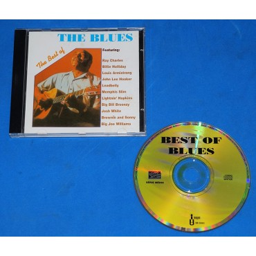 Blues The Best  - Cd -  Big Joe Williams Josh White