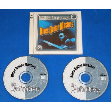 Blues Guitar Masters - Cd Duplo - 2000