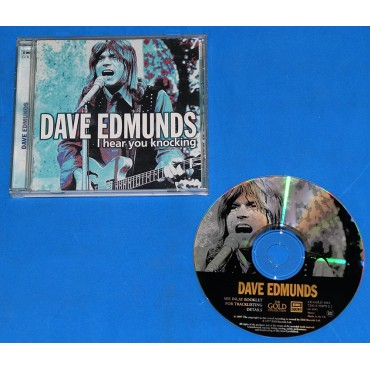 Dave Edmunds - I Hear You Knocking - Cd - UK - 1997