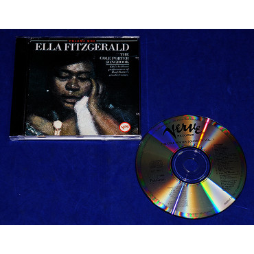 Ella Fitzgerald - The Cole Poter Songbook Vol.1 - Cd - 1989