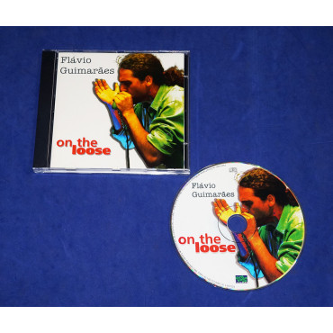 Flávio Guimarães - On The Loose - Cd 1999 Blues Etilicos