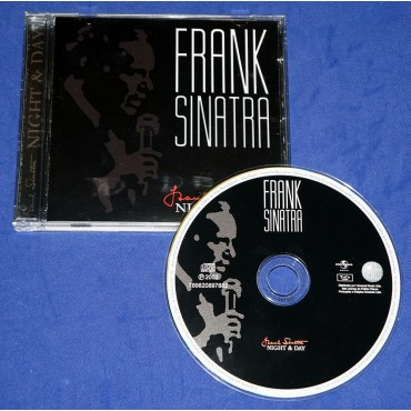 Frank Sinatra - Night & Day - Cd - Brasil - 2003