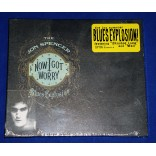 Jon Spencer Blues Explosion - Now I Got Worry - Cd Digipak - 1996 - USA - Lacrado
