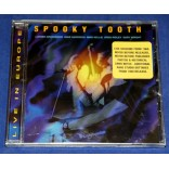 Spooky Tooth - Live In Europe - Cd - 2001 - EU - Lacrado