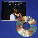 Stevie Wonder - Love Songs 20 Classic Hits - Cd - 1995