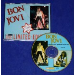 Bon Jovi - Interview Picture Disc Limited Edition - Cd - UK