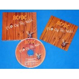 AC/DC - Fly On The Wall - Cd - Brasil - 2012 - Digipack