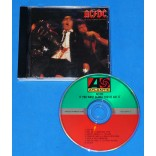 AC/DC - If You Want Blood - Cd - Alemanha - 1990