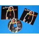 AC/DC - Powerage - Cd - Brasil - 2012 - Digipack