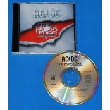 AC/DC - The Razors Edge - Cd - Alemanha - 1990