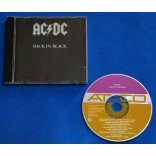 AC/DC - Back In Black - Cd - USA - 1994
