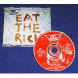 Aerosmith - Eat The Rich - Cd Maxi Single - 1993 - UK