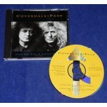 Coverdale Page - Take Me For A Little While - Cd Single Promo - 1993 - USA - Whitesnake Led Zeppelin