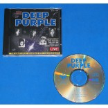 Deep Purple - Live - Cd - Brasil - 1995