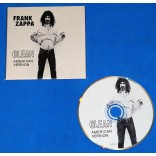 Frank Zappa - Clean American Version - Cd Promo - USA - 1995