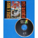 Guns N' Roses - Appetite For Destruction - Cd - Brasil - 2006