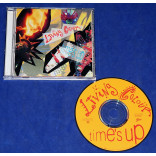 Living Colour - Time's Up - Cd - 1990 - USA - Lacrado