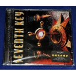 Seventh Key - 1º - Cd - 2001 - Itália - Lacrado - Kansas