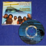Banda Black Rio - Carrossel - Cd Single - 2003 - Promocional