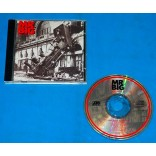 Mr. Big ‎- Lean Into It - Cd - USA- 1991