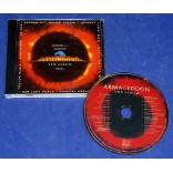 Armageddon - Trilha Sonora do Filme - Cd - 1998 - Aerosmith Bon Jovi Journey