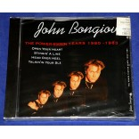 Bon Jovi - John Bongiovi - The Power Station Years - Cd - EU - Lacrado