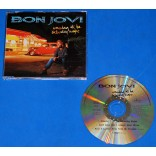 Bon Jovi - Someday I'll Be Saturday Night - Cd Single  - UK - 1995