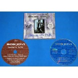 Bon Jovi - Something For The Pain - Cd Single - UK - 1995
