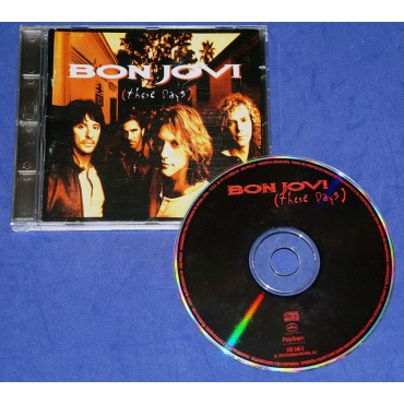 Bon Jovi - These Days - Cd - 1995