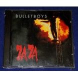 Bullet Boys - Za-Za - Cd - 1993 - USA - Lacrado