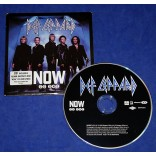 Def Leppard - Now (Cd One) - Cd Single - 2002 - UK