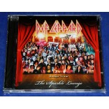 Def Leppard - Songs From The Sparkle Lounge - Cd - 2008 - USA