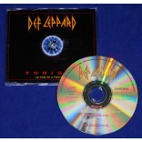 Def Leppard - Tonight (Cd Two) - Cd Single - 1993 - UK