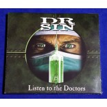 Dr. Sin - Listen To The Doctors - Cd Digipak - 2005 - Lacrado