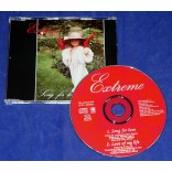 Extreme - Song For Love / Love of my life  - Cd Single - 1992 - UK