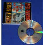 Guns N' Roses - Appetite For Destruction - Cd - Brasil - 1991